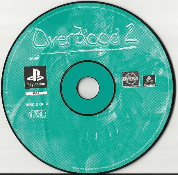 OverBlood 2 - Europe Disc 2 of 2