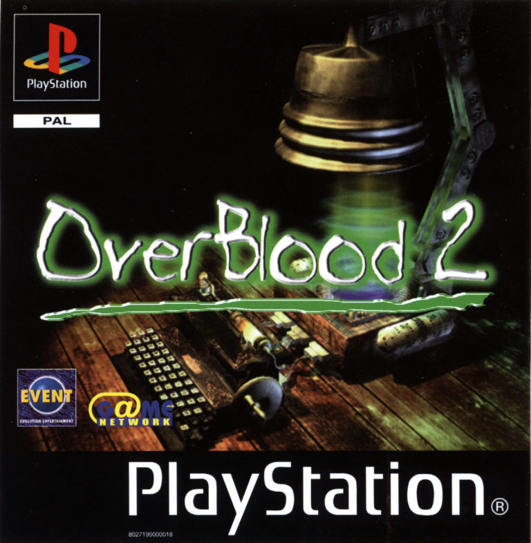 OverBlood 2 - Europe Front